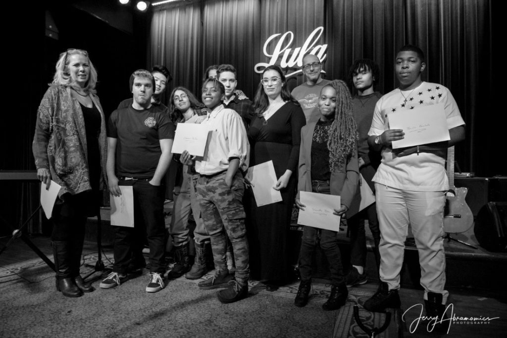 Bursary Winners 2019